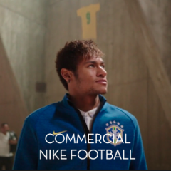 COMMERCIAL NIKE FOOTBALL