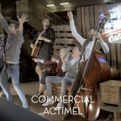 COMMERCIAL ACTIMEL