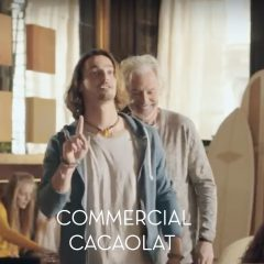 COMMERCIAL CACAOLAT