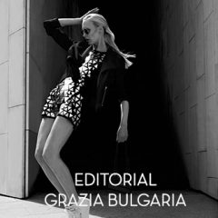 GRAZIA BULGARIA FASHION EDITORIAL